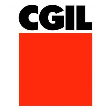free vector Cgil