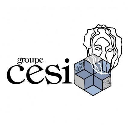 free vector Cesi groupe