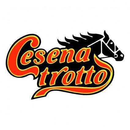 free vector Cesena trotto