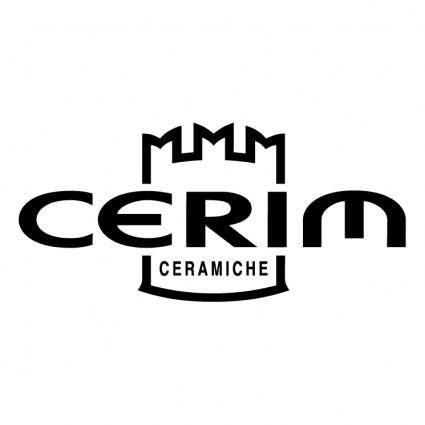free vector Cerim ceramiche