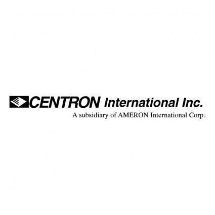 free vector Centron international