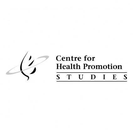 free vector Centre for health promotion studies