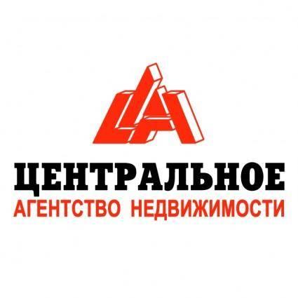 free vector Centralnoe agency nedvizhimosty