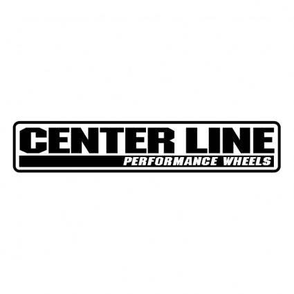 free vector Center line