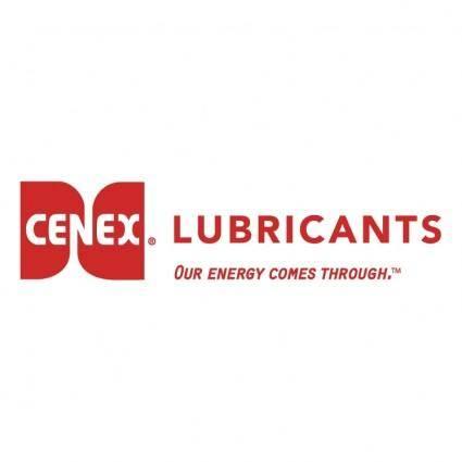 Cenex lubricants