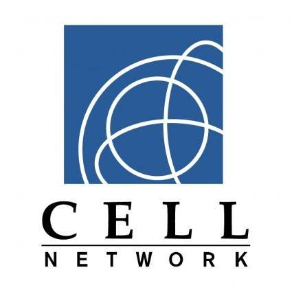 free vector Cell network 0