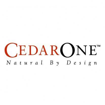 free vector Cedarone