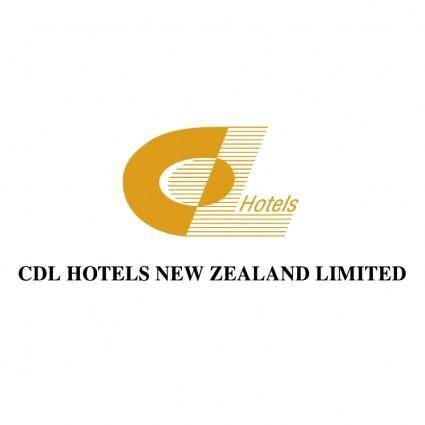 free vector Cdl hotels new zealand