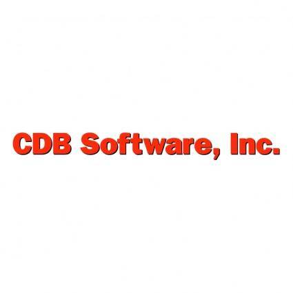 Cdb software