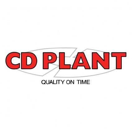 free vector Cd plant