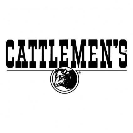 free vector Cattlemens
