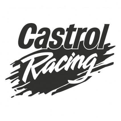 free vector Castrol racing 0
