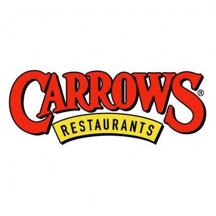 free vector Carrows restaurants 1