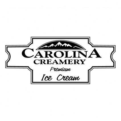 Carolina creamery