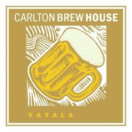 free vector Carlton brew house