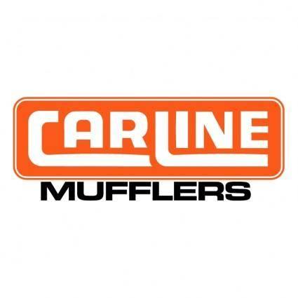 free vector Carline mufflers