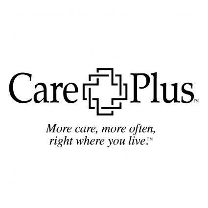 free vector Care plus