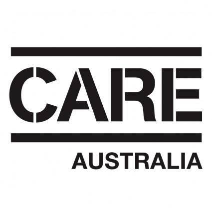 free vector Care australia