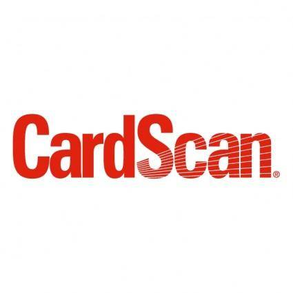 free vector Cardscan