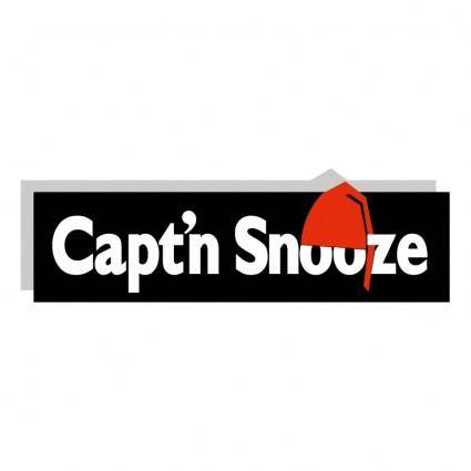 Captn snooze