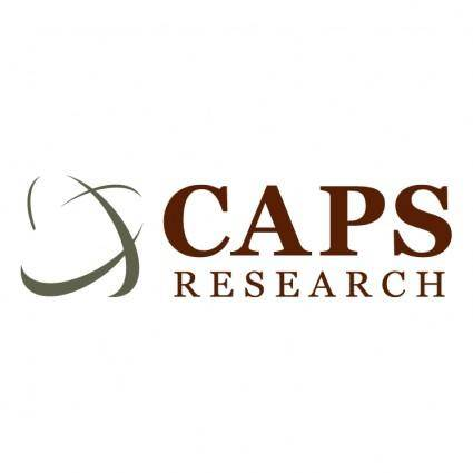 free vector Caps research