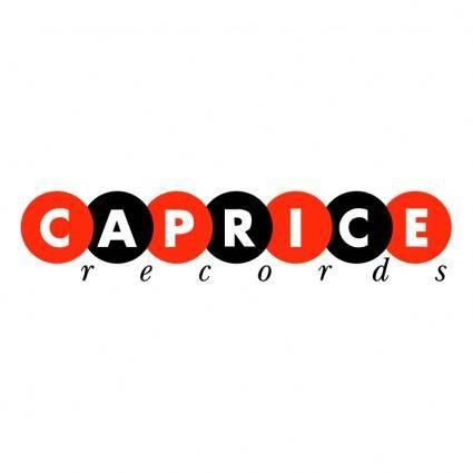 Caprice records