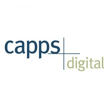 free vector Capps digital