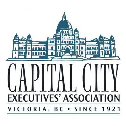 free vector Capital city executives association