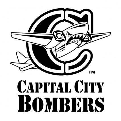 free vector Capital city bombers