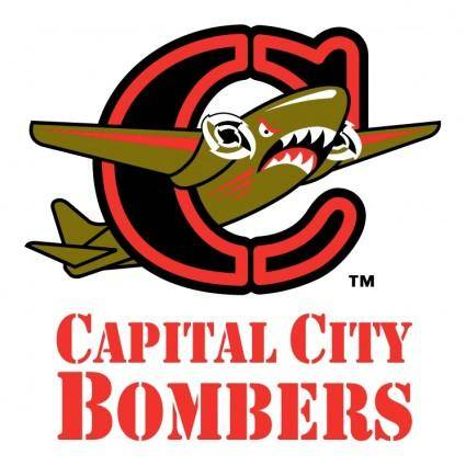 free vector Capital city bombers 0