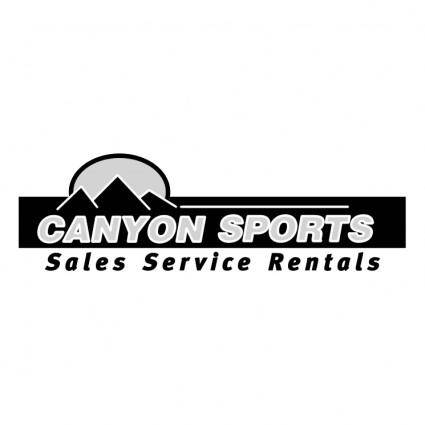 free vector Canyon sports