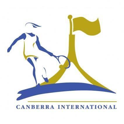 free vector Canberra international