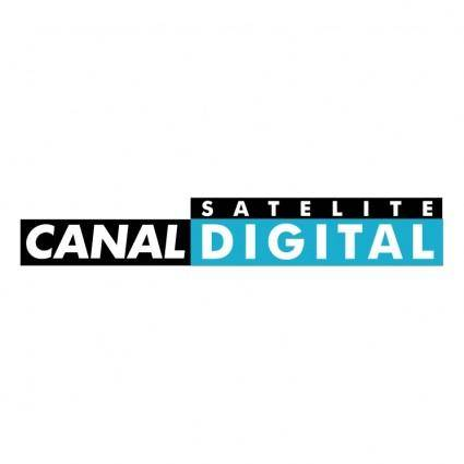free vector Canal satelite digital