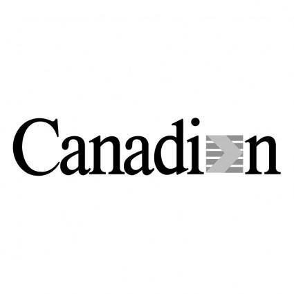 free vector Canadian