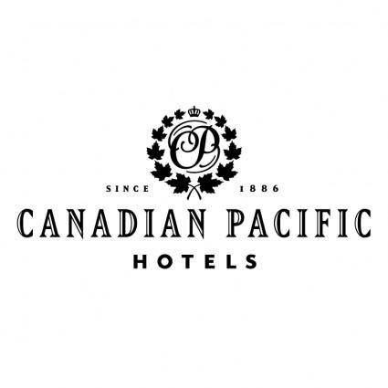 free vector Canadian pacific hotels