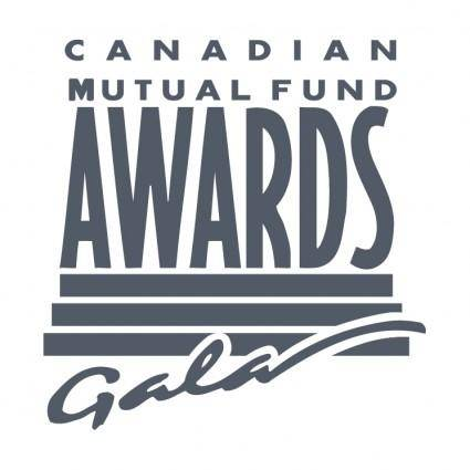free vector Canadian mutual fund awards