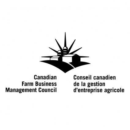 free vector Canadian farm business management council 1