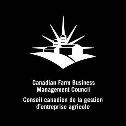 Canadian farm business management council 0
