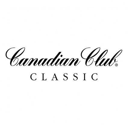 free vector Canadian club 1