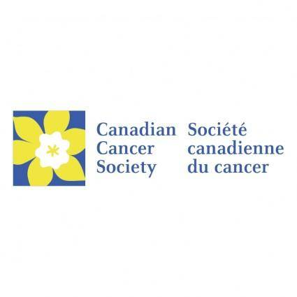 free vector Canadian cancer society