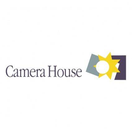 free vector Camera house