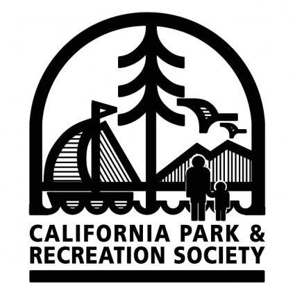 free vector California parks recreation society