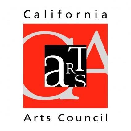 free vector California arts council