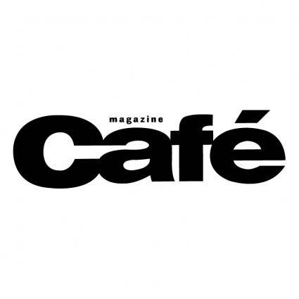 free vector Cafe