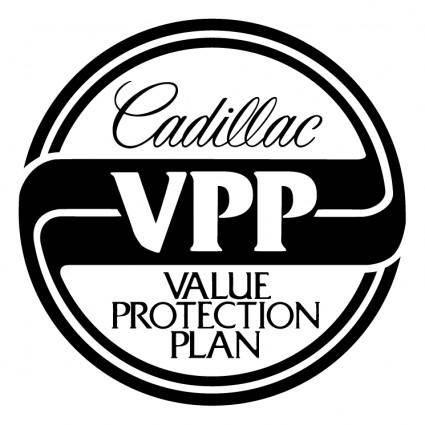 free vector Cadillac vpp