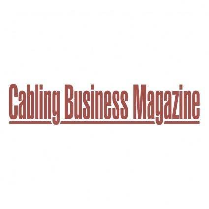Cabling business magazine