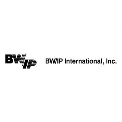free vector Bwip international