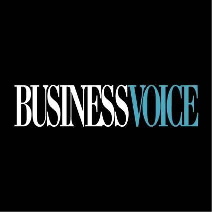 free vector Business voice
