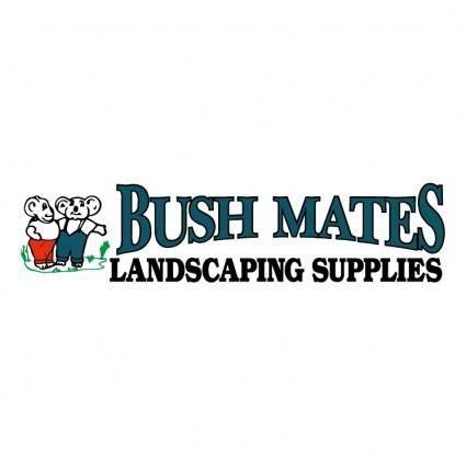 free vector Bush mates