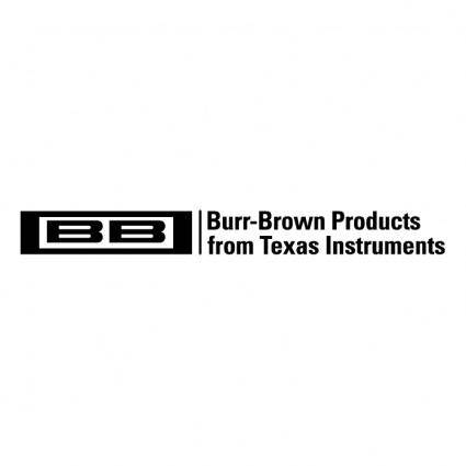 free vector Burr brown products